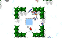 Play Snowfight 7 game on Perro-Electric.Com