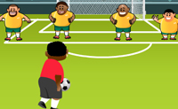 Play Soccer Bowl game on Perro-Electric.Com