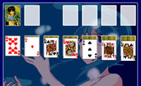 Play Solitaire Girl game on Perro-Electric.Com