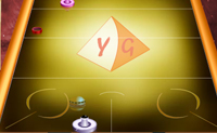 Play Air Hockey 11 on Perro-Electric.Com