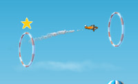 Play Stunt Airplane 3 game on Perro-Electric.Com