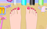 Play Dress Up Feet on Perro-Electric.Com