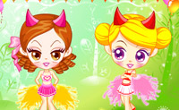 Play Sue cheerleader game on Perro-Electric.Com