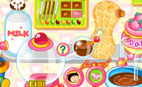 Play Sue's chocolate maker online on Perro-Electric.Com