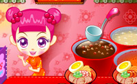 Play Sue's fast food game on Perro-Electric.Com