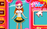 Play Sue Doll Maker game on Perro-Electric.Com
