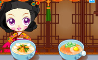 Play Sue's Chinese Restaurant game on Perro-Electric.Com