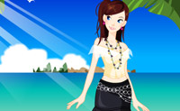 Play Dress up For the Summer 3 game on Perro-Electric.Com