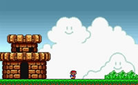 Play Super Mario Flash on Perro-Electric.Com