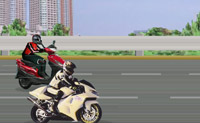 Play Scooter Race game on Perro-Electric.Com