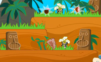 Play Taz's island adventure on Perro-Electric.Com