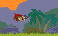 Play Flying Taz online on Perro-Electric.Com