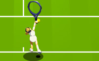Play Tennis Game on Perro-Electric.Com