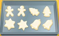 Play Tessa's cookies game on Perro-Electric.Com