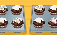 Play Tessa's Cup Cakes game on Perro-Electric.Com