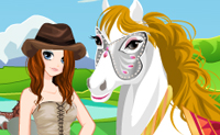 Play Tessa's Horse on Perro-Electric.Com