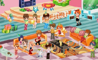 Play Tessa's Party online on Perro-Electric.Com
