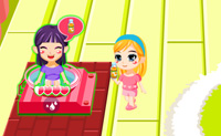 Play Tessa's Spa game on Perro-Electric.Com