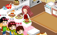 Play Tessa's Cake game on Perro-Electric.Com