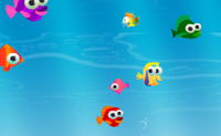 Play Hungry Fishy on Perro-Electric.Com