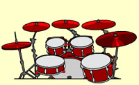 Play Drums 2 game on Perro-Electric.Com