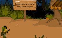 Play Jungle Man game on Perro-Electric.Com