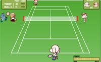 Play Tobby Tennis  game on Perro-Electric.Com
