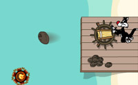 Play Toon Marooned game on Perro-Electric.Com
