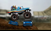 Play Monster Truck 5 on Perro-Electric.Com