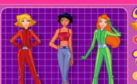 Play Dress Up Totally Spies on Perro-Electric.Com