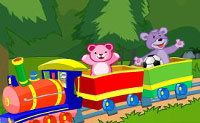 Play Toy Train on Perro-Electric.Com
