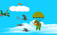 Play Turtle Shooter game on Perro-Electric.Com