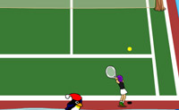 Play Tennis 7 game on Perro-Electric.Com