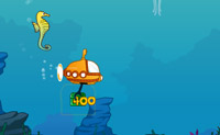Play Submarine 3 game on Perro-Electric.Com
