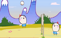 Play Volleyball game on Perro-Electric.Com