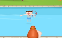 Play Water gun shootout online on Perro-Electric.Com