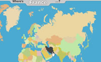 Play Where's your country? game on Perro-Electric.Com
