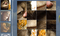 Play Where Wild Things Are puzzle on Perro-Electric.Com