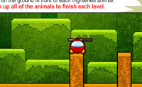 Play Save Animals online on Perro-Electric.Com