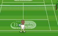 Play Wimbledon Tennis game on Perro-Electric.Com