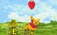 Play Winnie the Pooh Ball game on Perro-Electric.Com