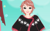 Play Winter Dress Up 4 game on Perro-Electric.Com